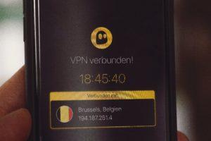 cómo cambiar la IP con un VPN
