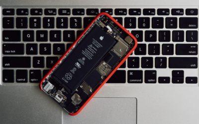 Cómo cambiar batería Iphone 5
