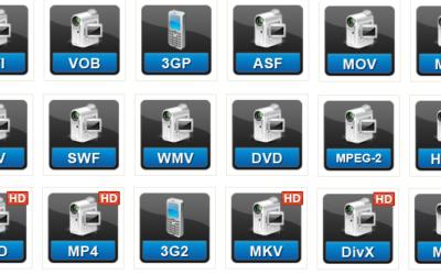 Cómo cambiar formato de video