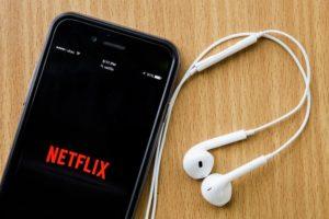 Cambiar contraseña Netflix smartphone