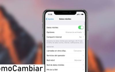 Cómo cambiar PIN en Iphone