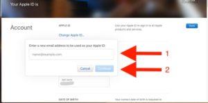 como cambiar id Apple facilmente